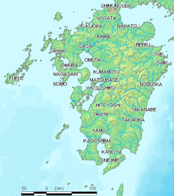 Kyushu_map