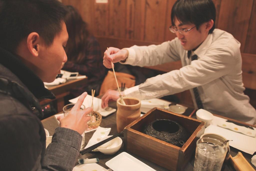 Rakuten an - Un restaurant de tempura à Fukuoka