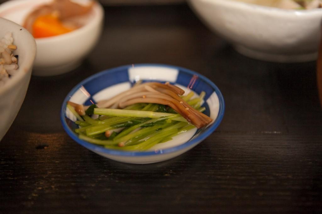 福岡 薬院 今泉の定食
