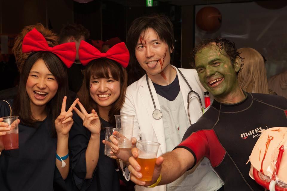 ハロウィンパーティー 福岡