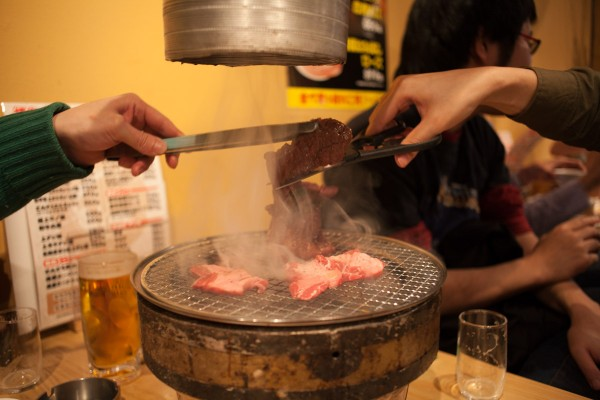 The best Yakiniku restaurant in fukuoka tenjin
